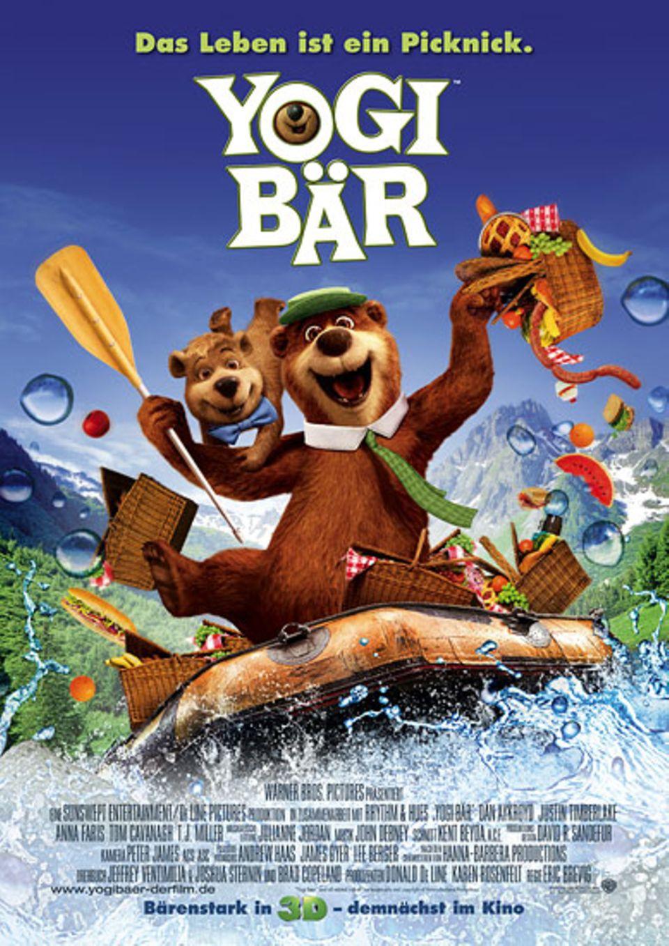 Kinotipp: Kinotipp: Yogi Bär