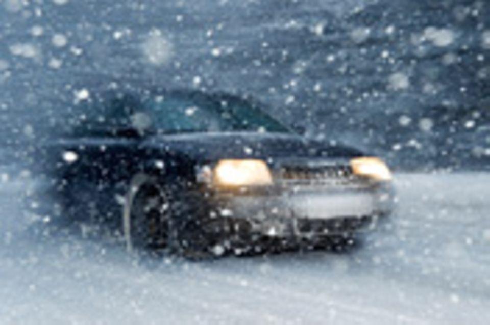 Winterurlaub: Vorsicht bei Mietwagen