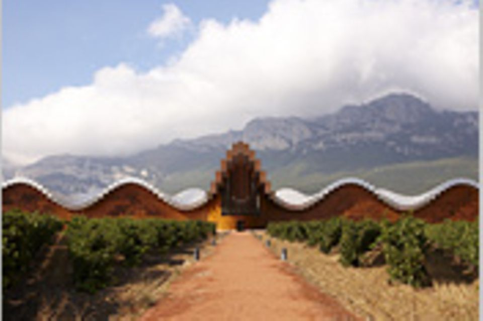 Spanien: Zu Fuß durch die Rioja