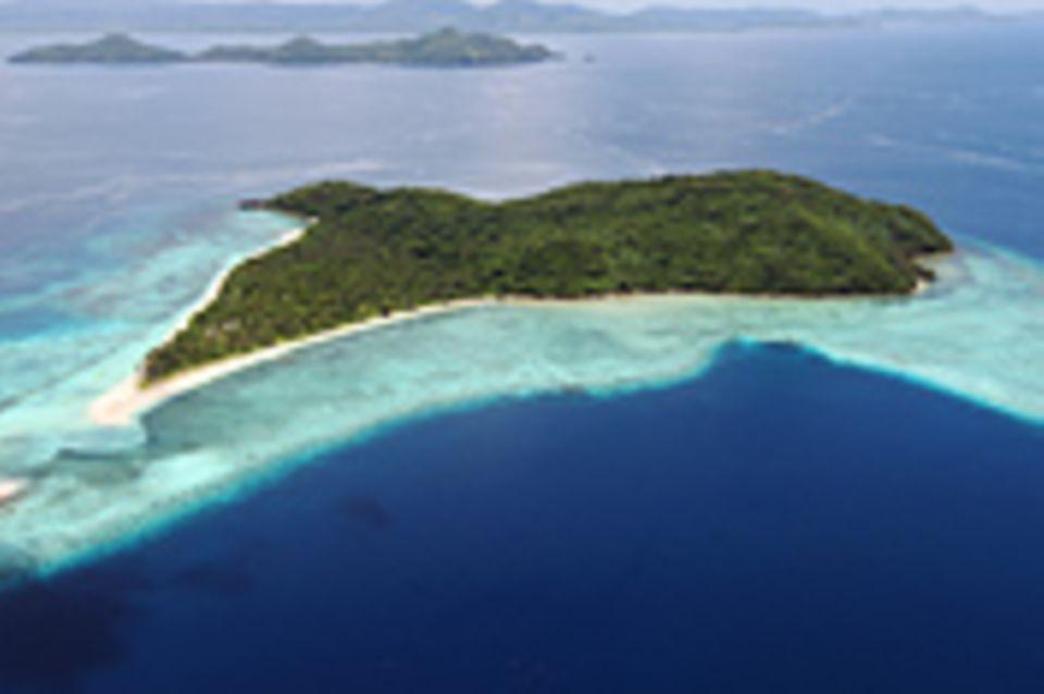 Das Perlenimperium von Palawan