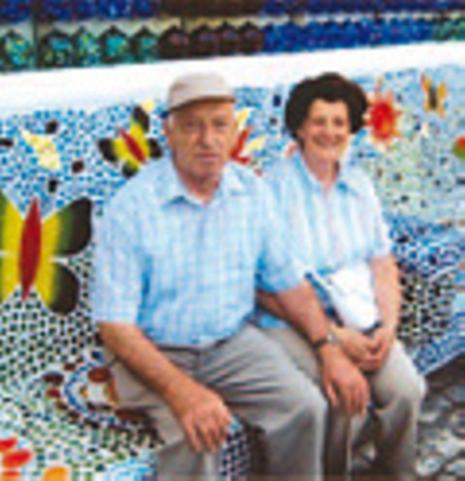 Themenschwerpunkt Fliegen: Johann und Elisabeth Eder