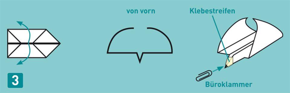 Bauanleitung: Papierflieger basteln - Anleitungen für viele Modelle