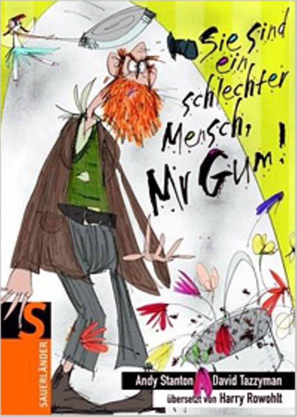 Buchtipp: Mies, mieser, Mister Gum!