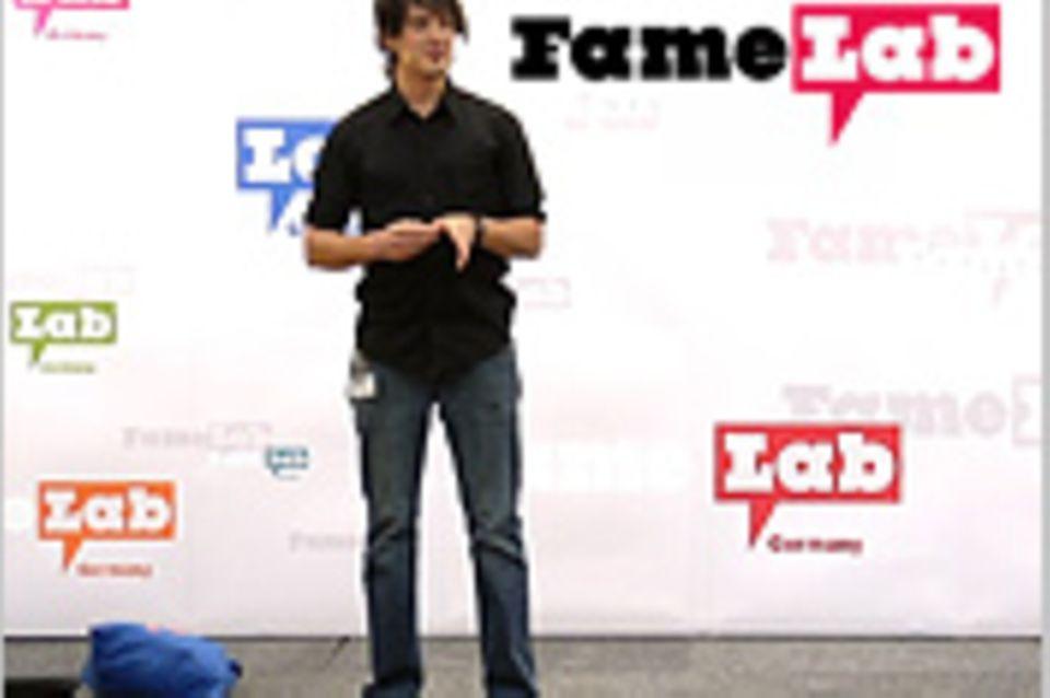 Wissenschaft: FameLab 2011 (Vorentscheide)
