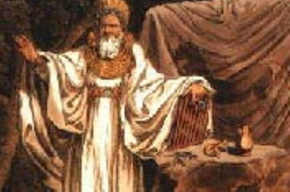 Leseprobe: Die Macht der Druiden