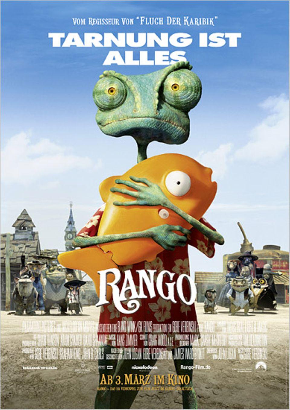 Kino: Kinotipp: Rango
