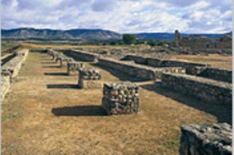 Kastilien: Eine Reise durch die Vergangenheit