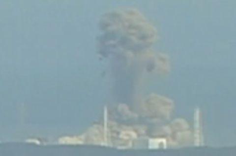 Tsunami in Japan: Suche nach Überlebenden - GAU droht
