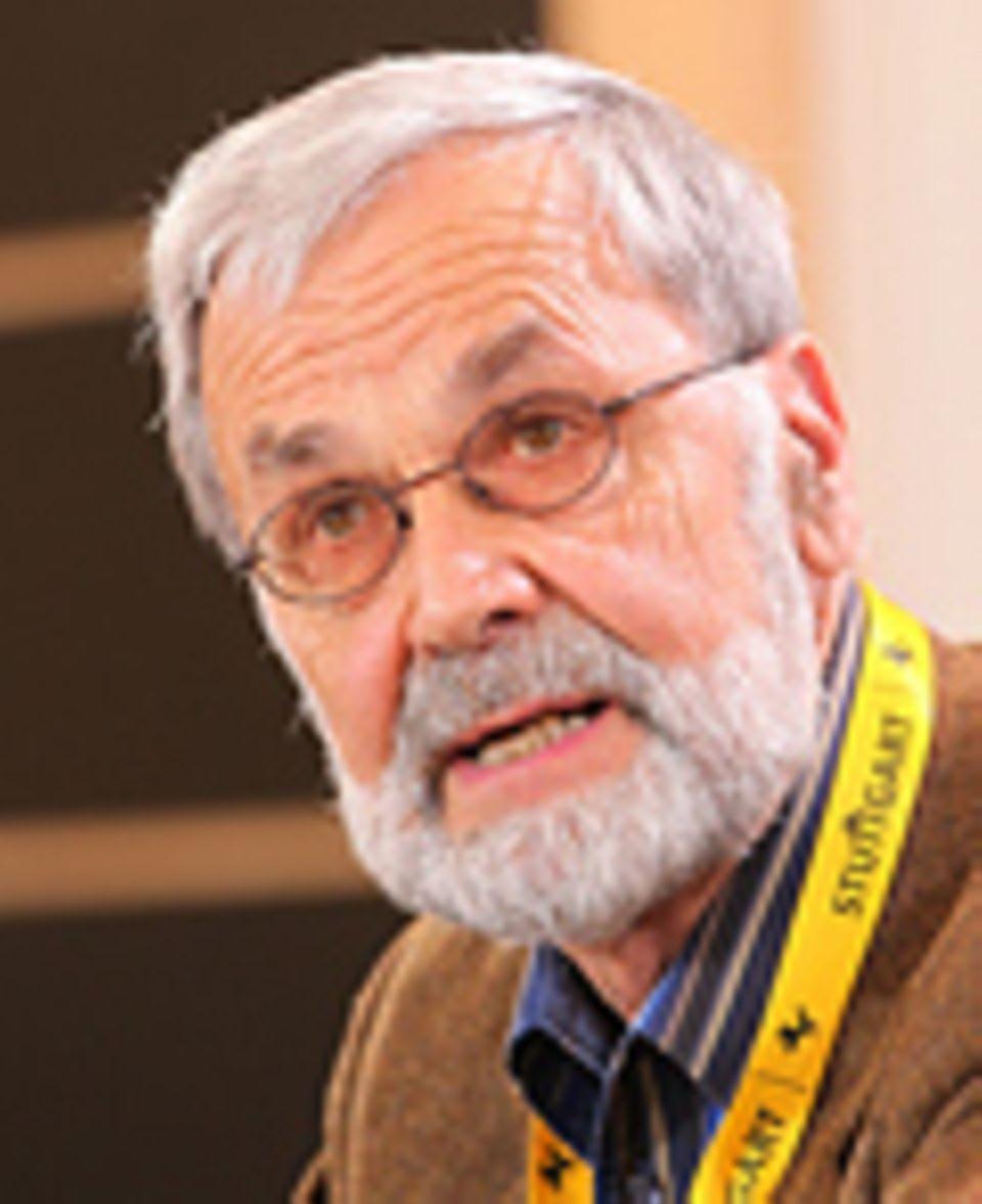 Energiewende: Dr.-Ing. Joachim Nitsch