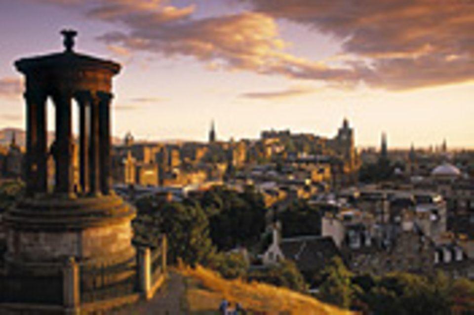 Städtereise: Städtereise: Edinburgh