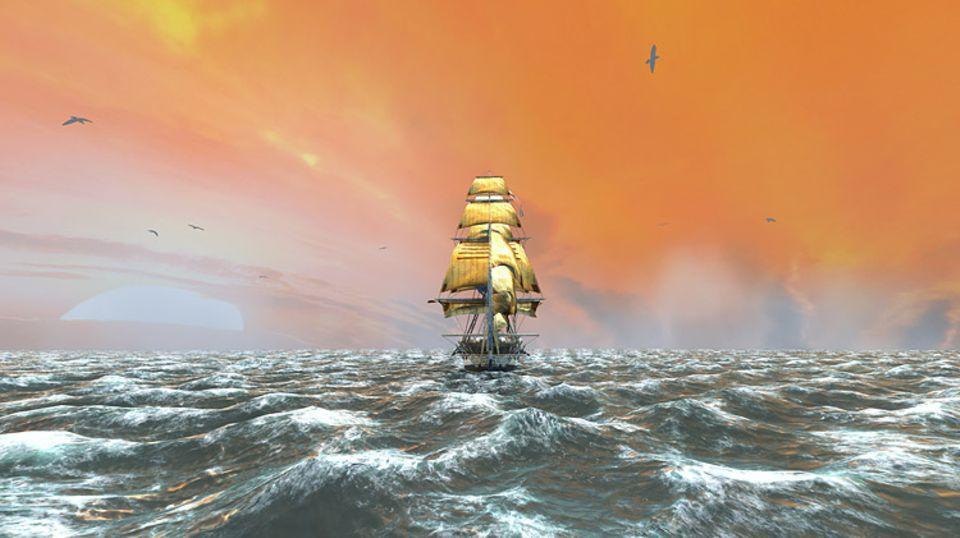 Natur: Die HMS Beagle