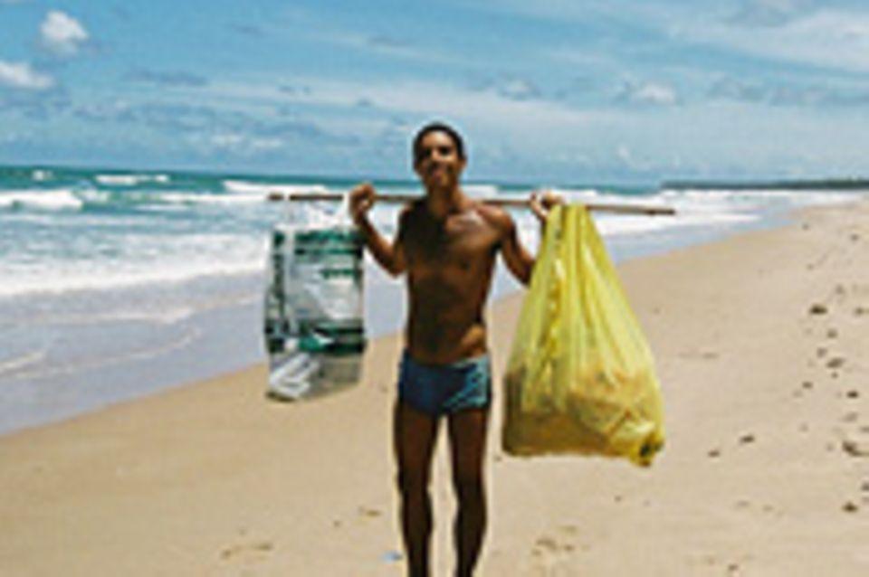 Grüne Palme: Grüne Palme 2011: Ein Beachboy mit Mission