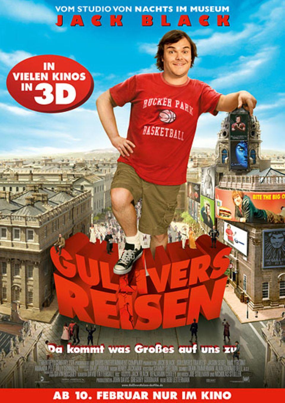 Kino: Kinotipp: Gullivers Reisen