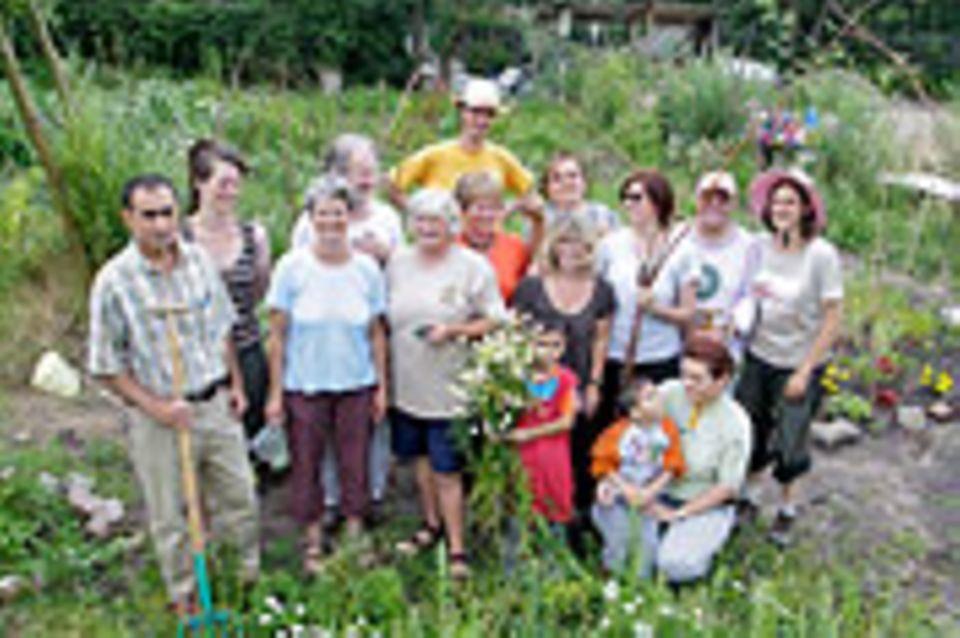 Urban gardening: Schrebergarten 2.0