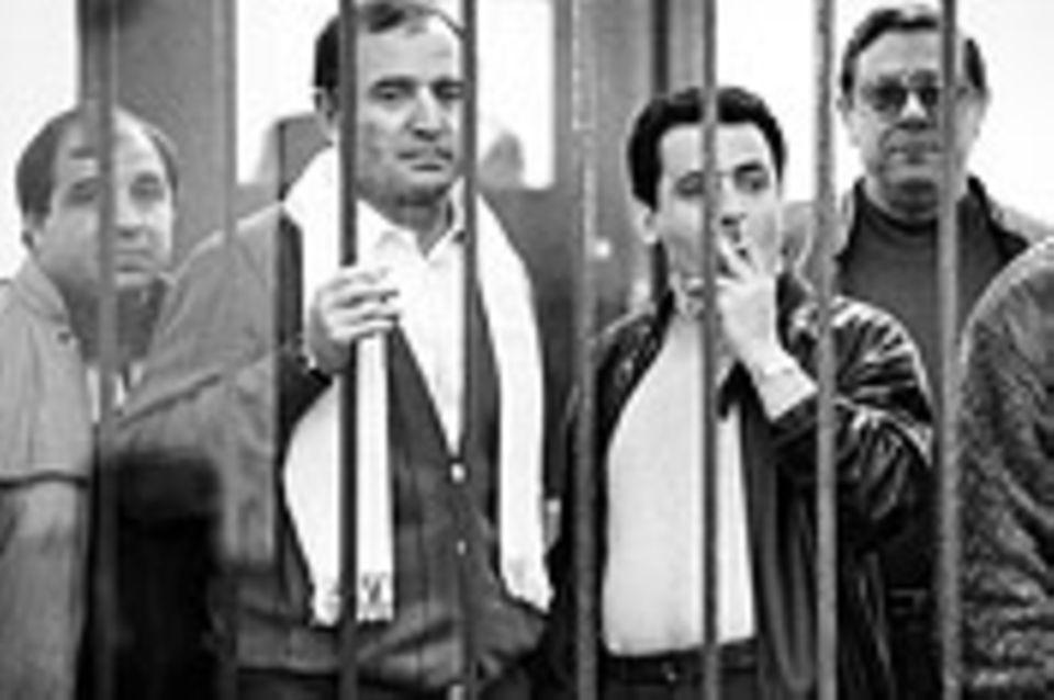 Die Stimmen der Mafiosi