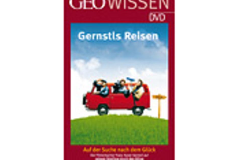 """GEO-WISSEN-DVD: """"Gernstls Reisen"""""""