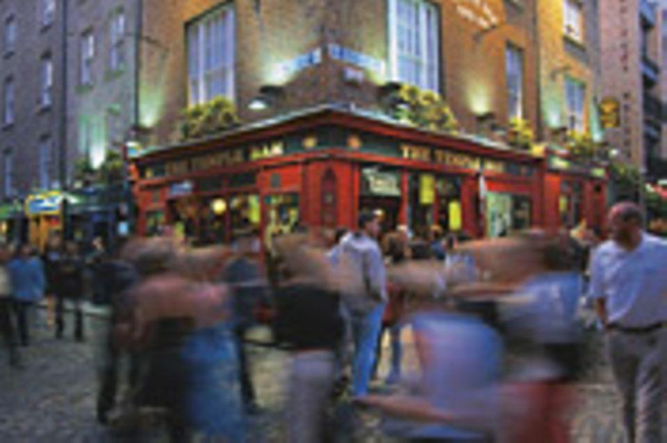 Städtereise: Städtereise: Dublin