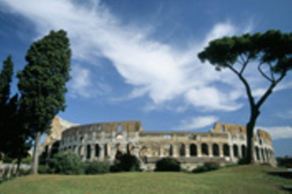Reiseziel: Rom