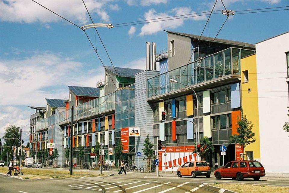 Tourismus: Freiburg ist die Solarstadt Nummer eins in Deutschland