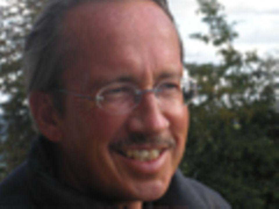 Dokumentarfilmer Carl-A. Fechner