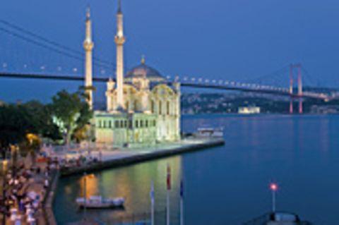 Reiseziel: Istanbul
