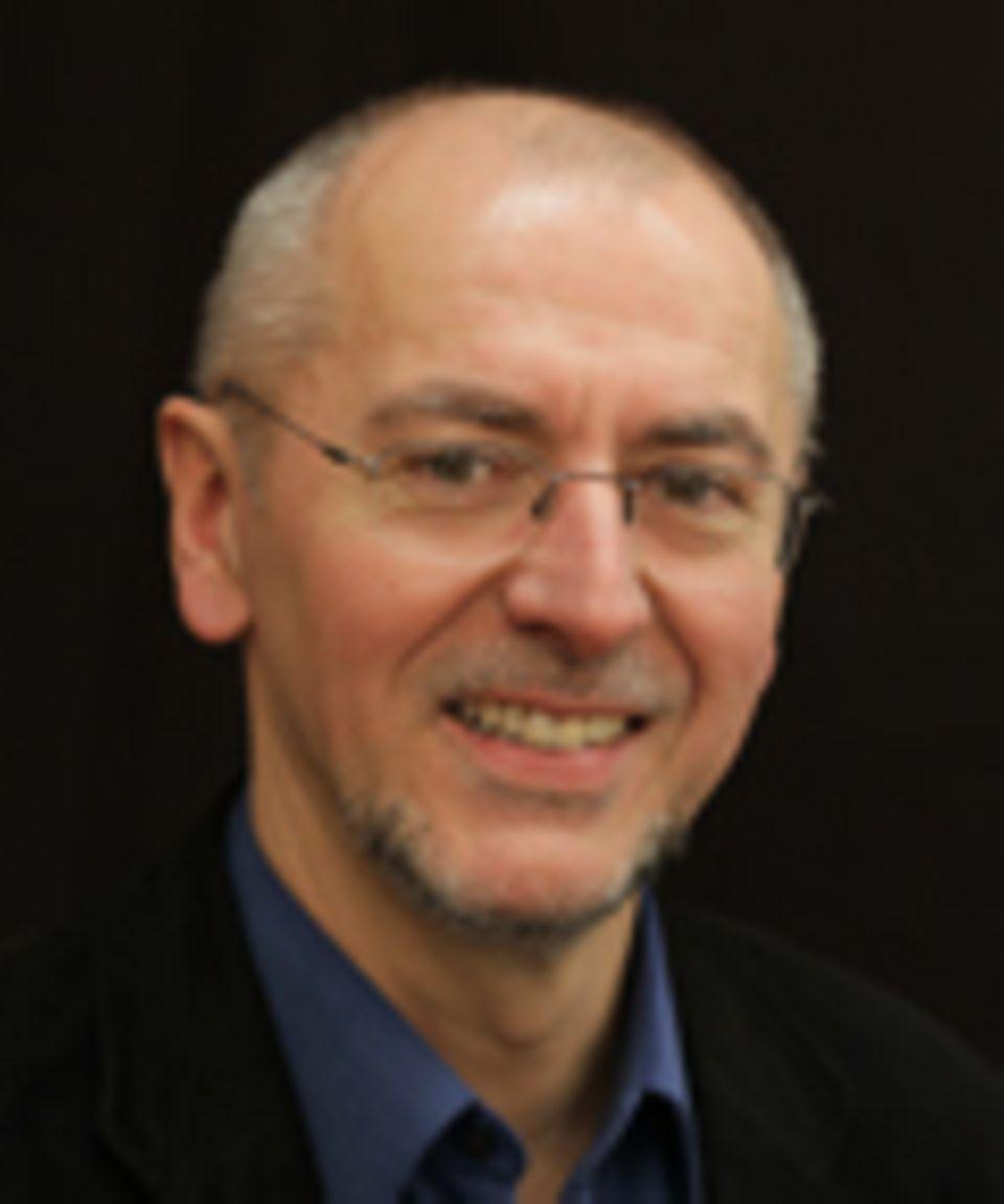 Umweltpolitik: Der Physiker und Philosoph Armin Grunwald untersucht am Karlsruher Institut für Technologie die Wechselbeziehungen zwischen Technik, Mensch und Gesellschaft. Seit 2002 leitet er zudem das Büro für Technikfolgen-Abschätzung beim Deutschen Bundestag