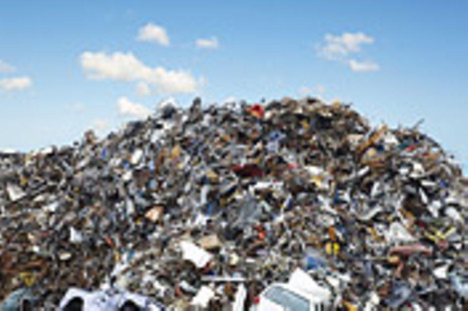 Technik: Müllgräberstimmung