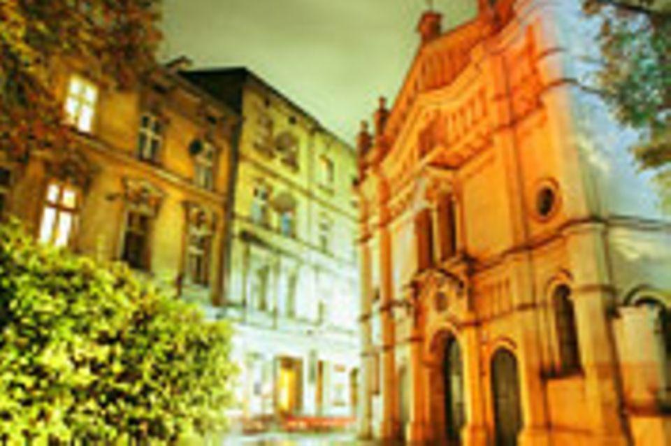 Städtereise: Städtereise: Das jüdische Krakau