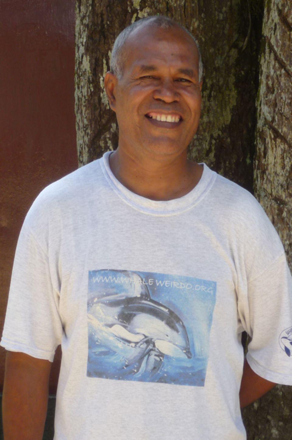 Yohanis Goram, Leiter der lokalen Organisation Yayasan Nazaret Papua