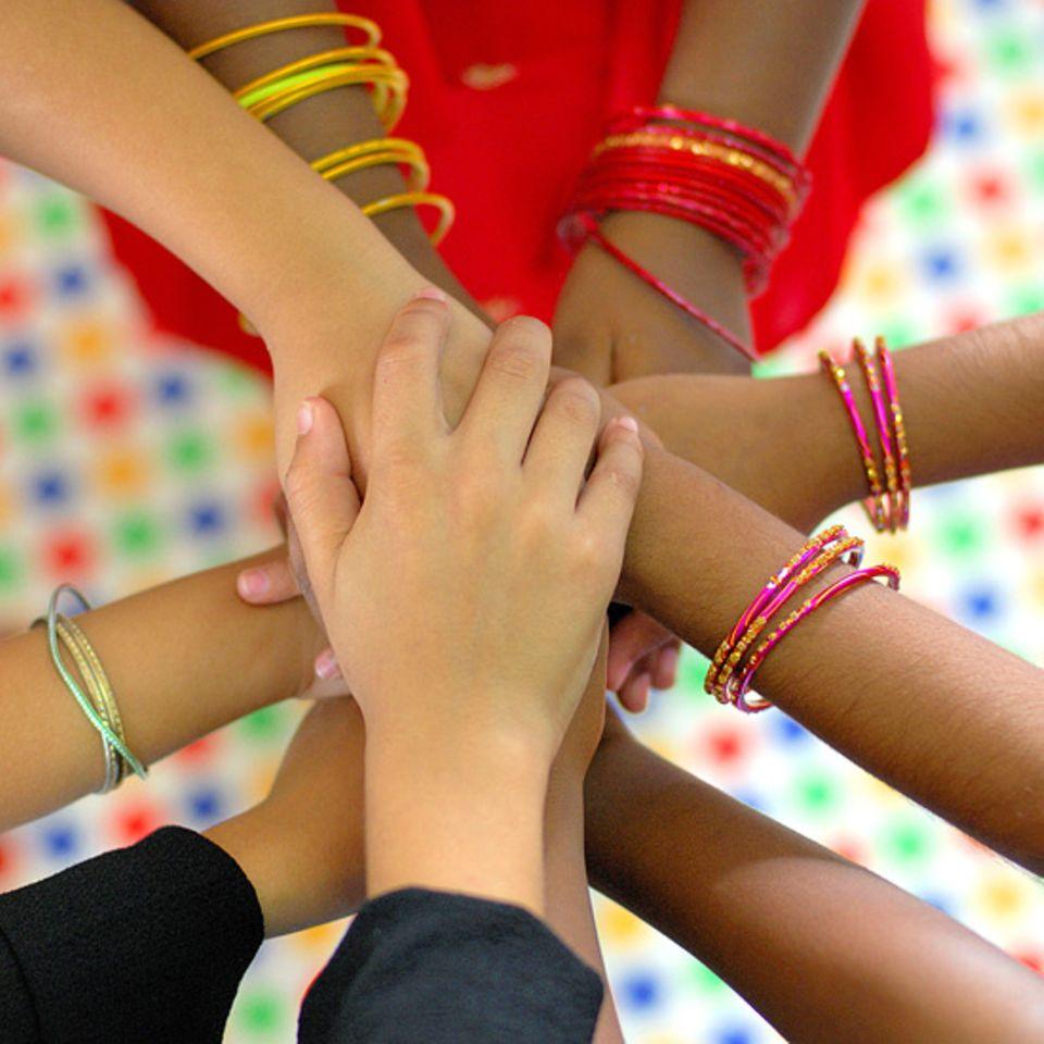 Tag der Freundschaft: Der 30. Juli ist der Tag der Freundschaft!