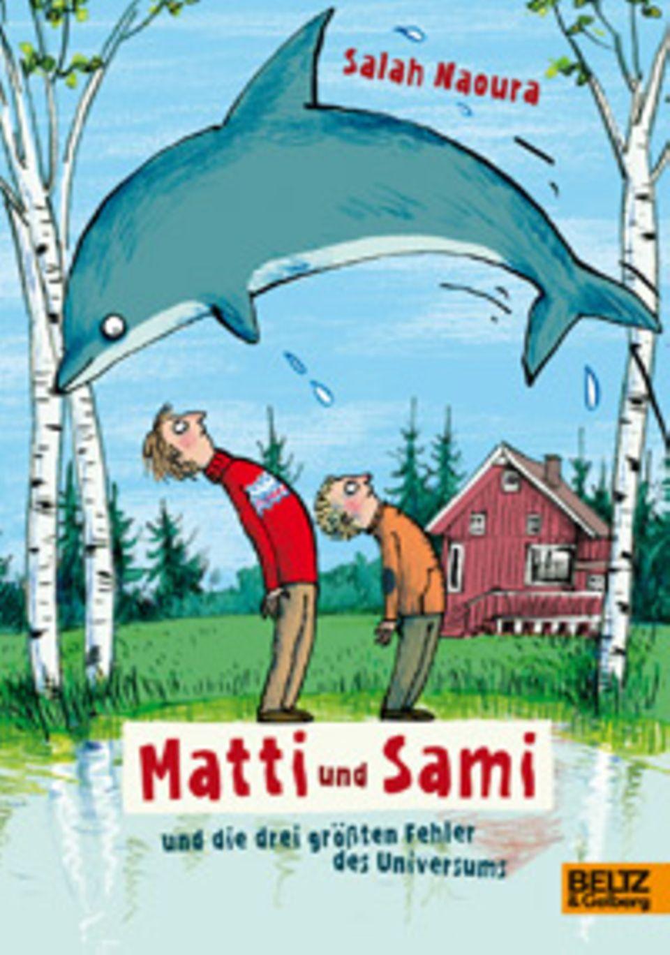 Hörbuch: Salah Naouras Geschichte von Matti und seiner Lüge von Finnland