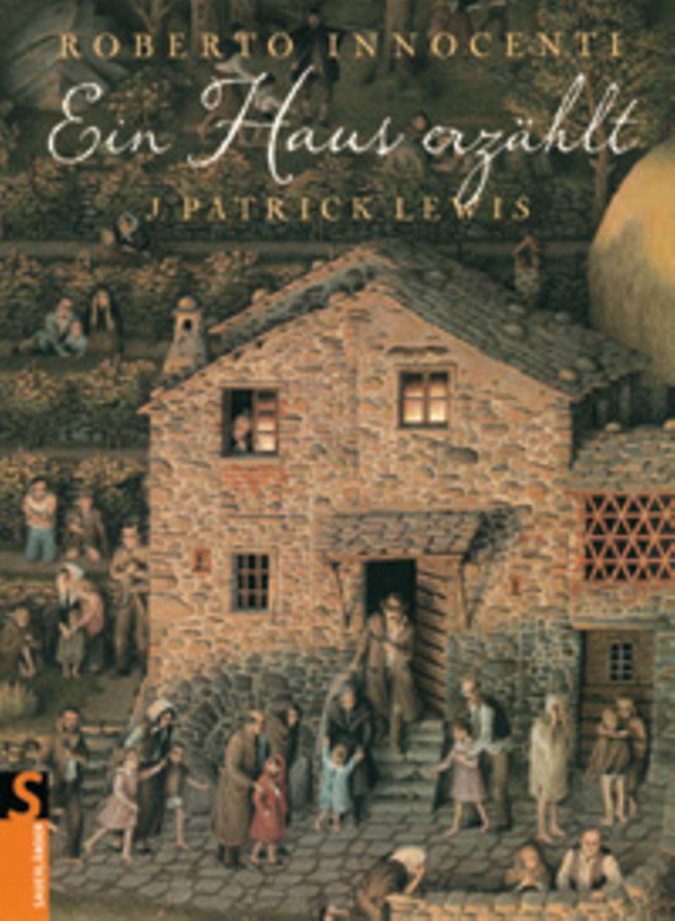 Buchtipp: Roberto Innocenti erzählt die Geschichte eines Hauses.