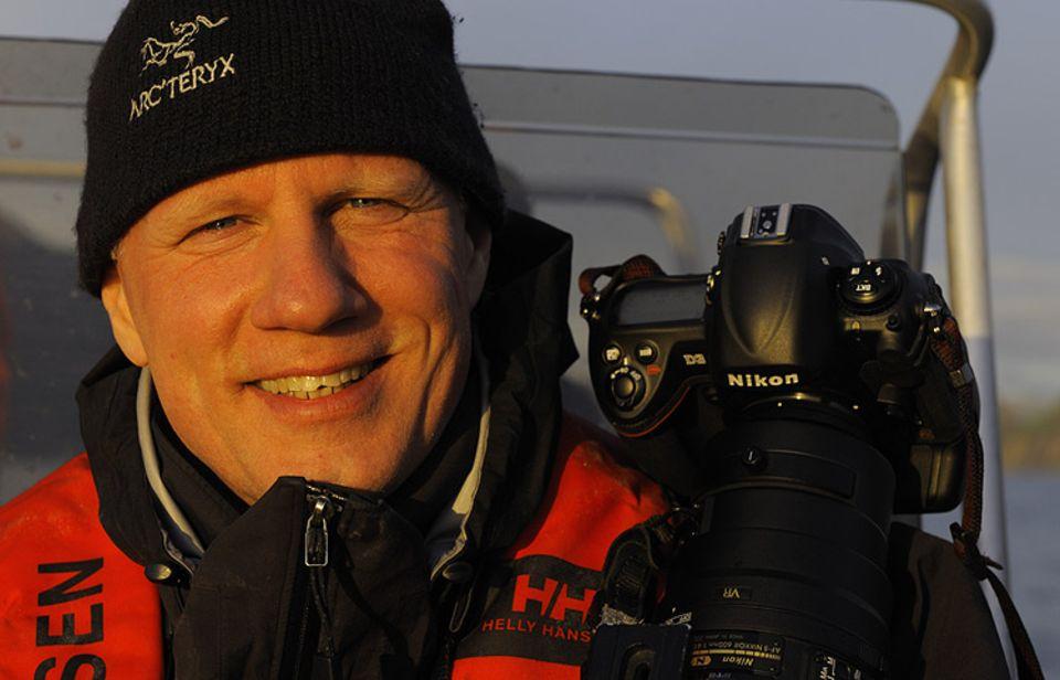 Fotograf Staffan Widstrand von Wild Wonders of Europe in Flatanger, Norwegen