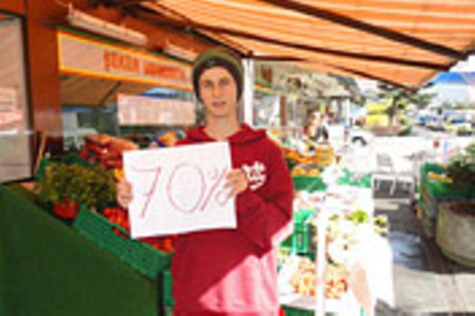 Konsum: Kaufrausch im Zeichen der Karotte
