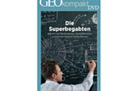 GEOkompakt-DVD: Die Superbegabten