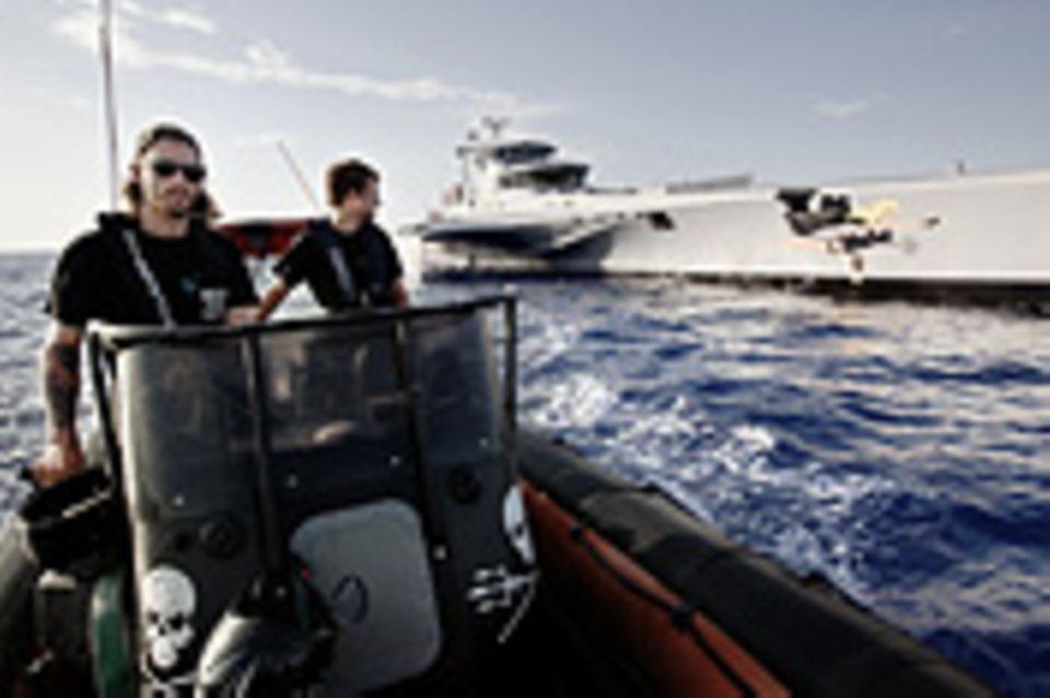 Tierschutz: Sea Shepherd: Tierschutz radikal