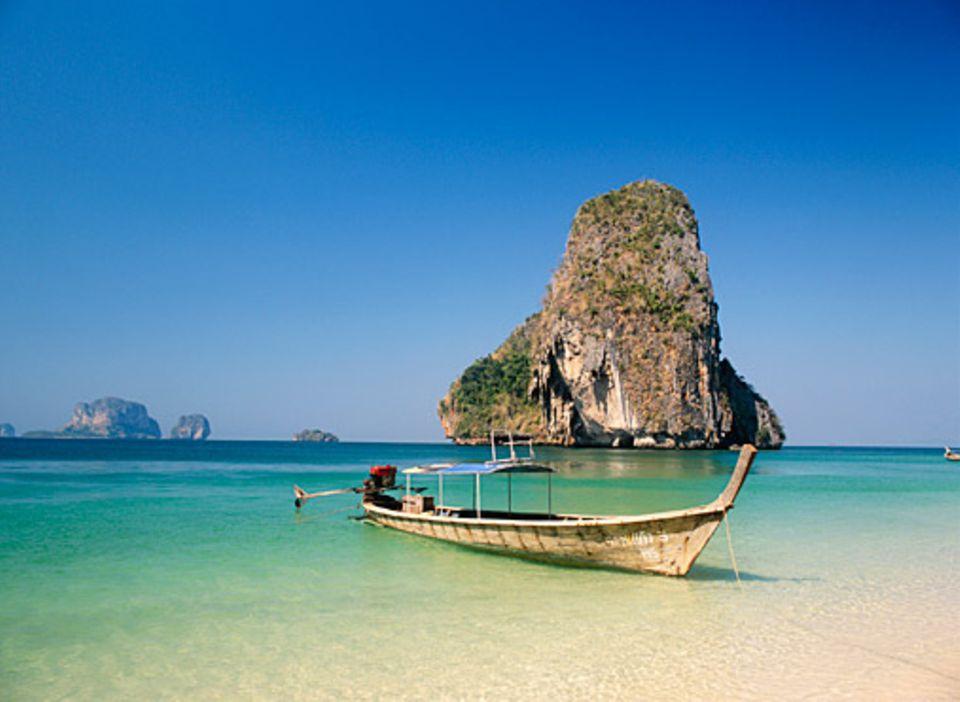 Reiseziel: Thailand