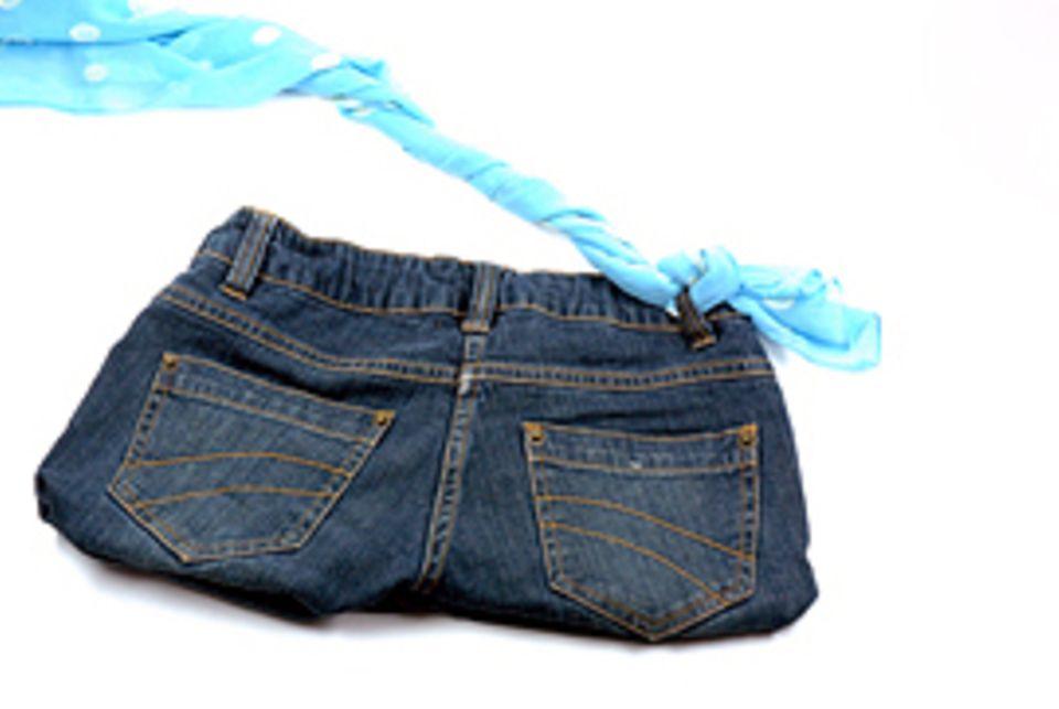 Basteltipp: Aus einem Stoffband wird der Gurt eurer Tasche - gewirbelt...