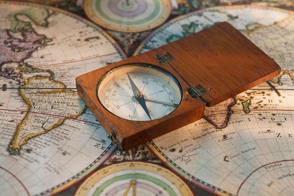 Entdecker: Der Kompass weist den Weg