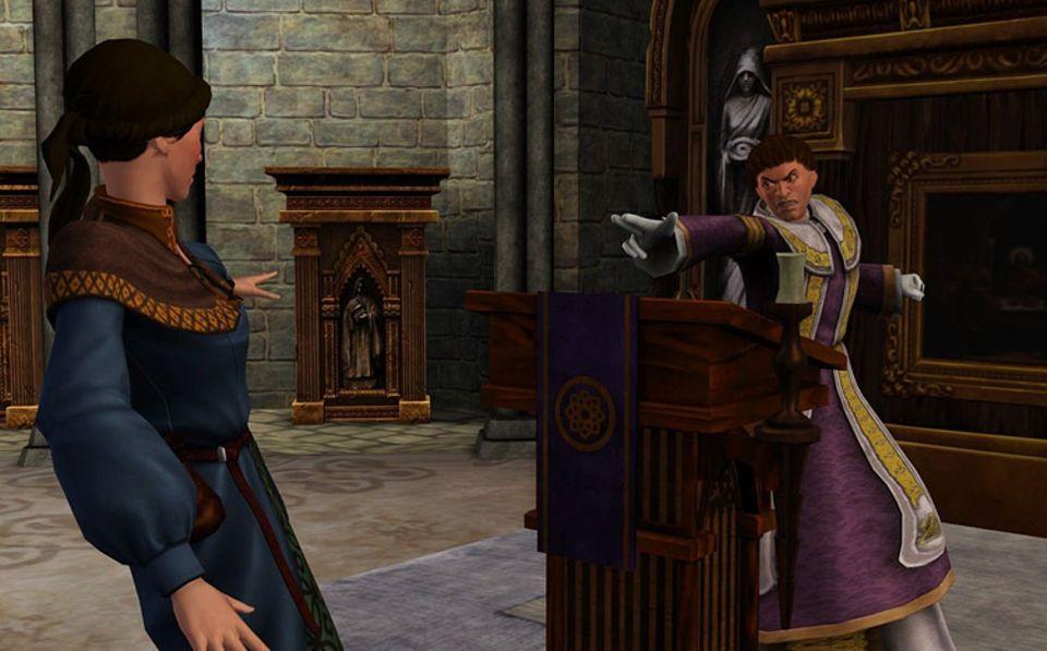 Spieletests: Die Sims im Mittelalter