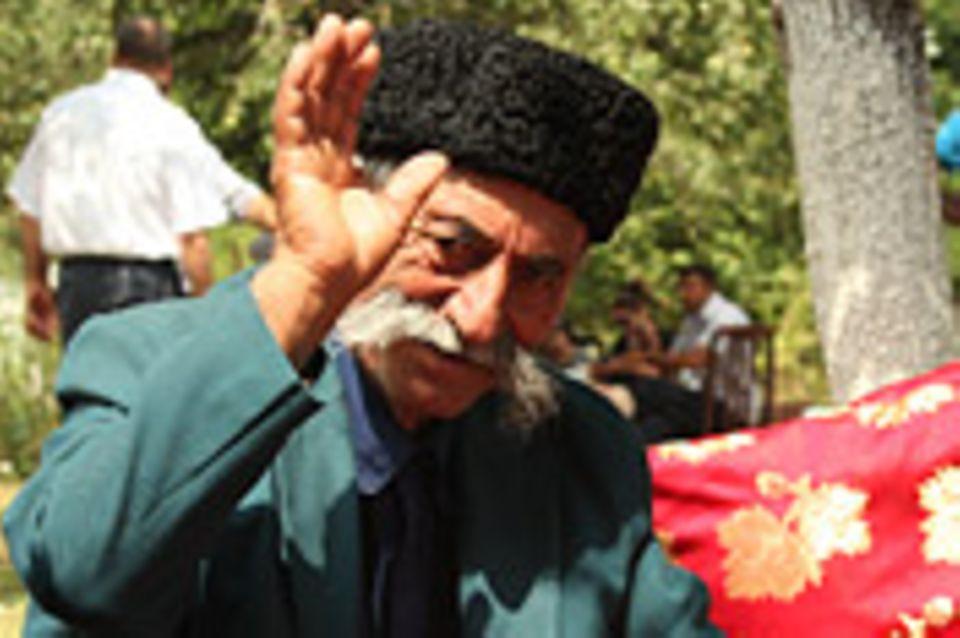 Webvideo: Menschen weltweit: Aserbaidschan