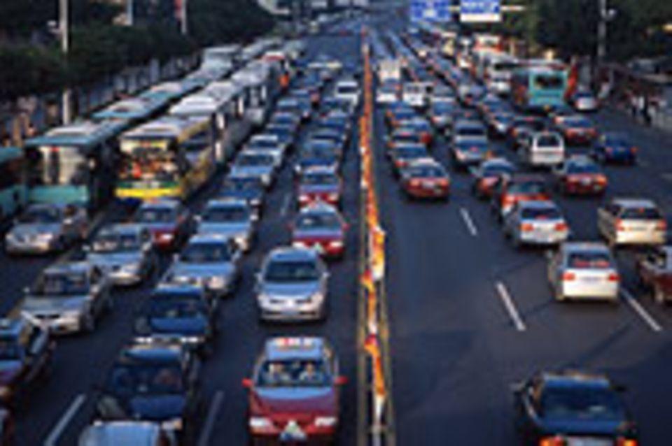 Verkehr: Mobile Milliarden