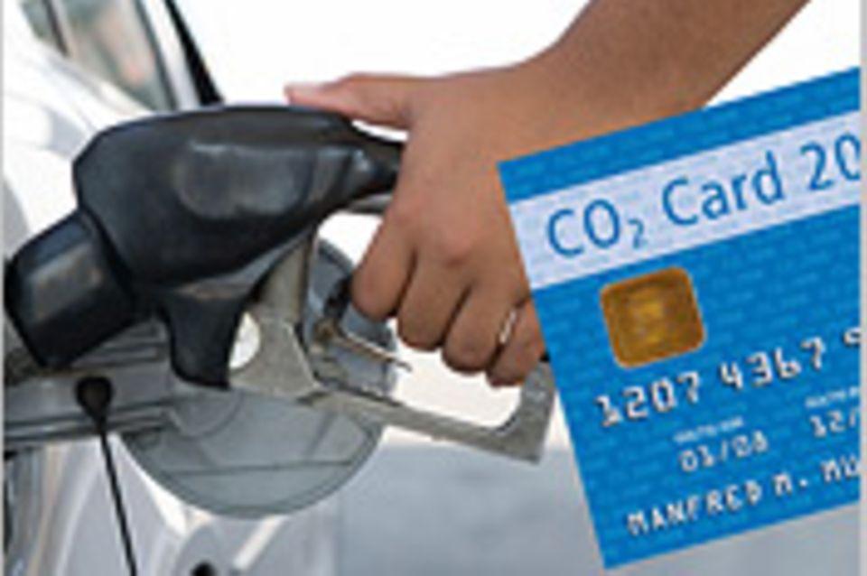 Emissionshandel: CO2-Card für alle!