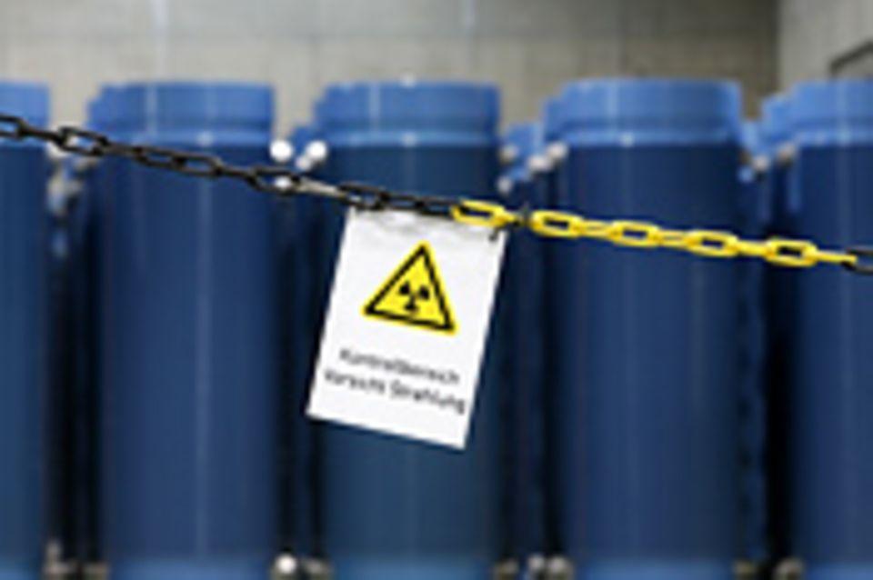 Atommüll: Gorleben: Castoren rollen wieder