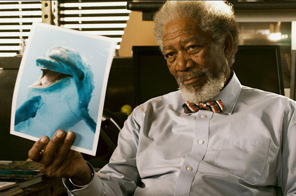Kinotipp: Morgan Freeman als Dr. Cameron McCarthy
