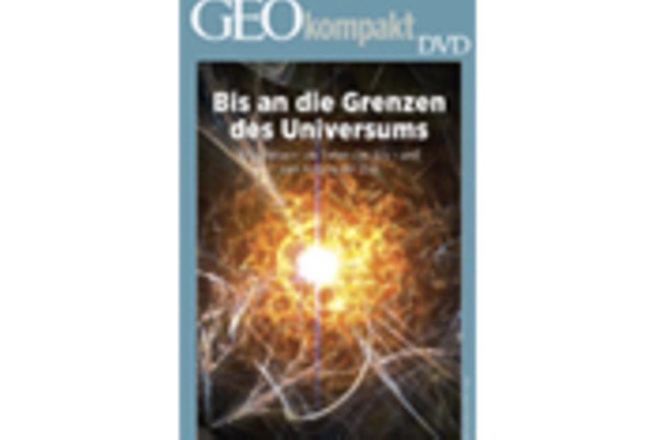 GEOkompakt-DVD: Bis an die Grenzen des Universums