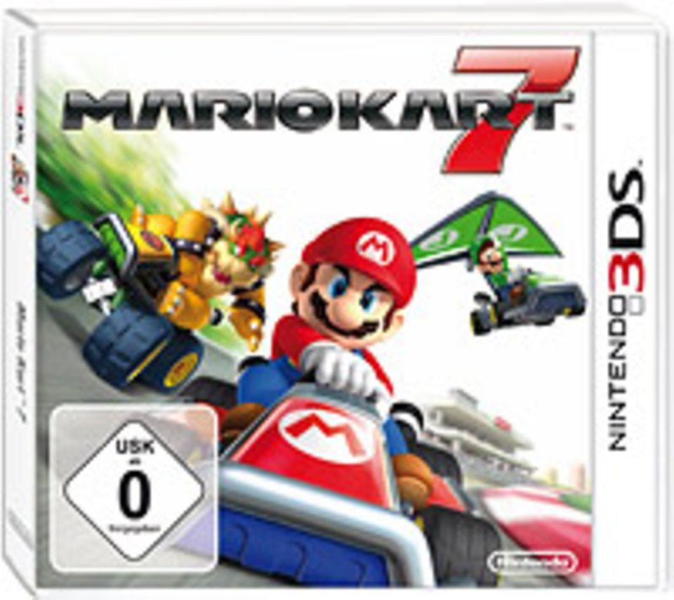 Spieletests: Spieltipp: Mario Kart 7