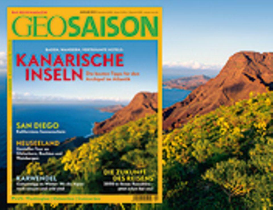 Heftvorschau 01/2012: GEO SAISON 01/2012