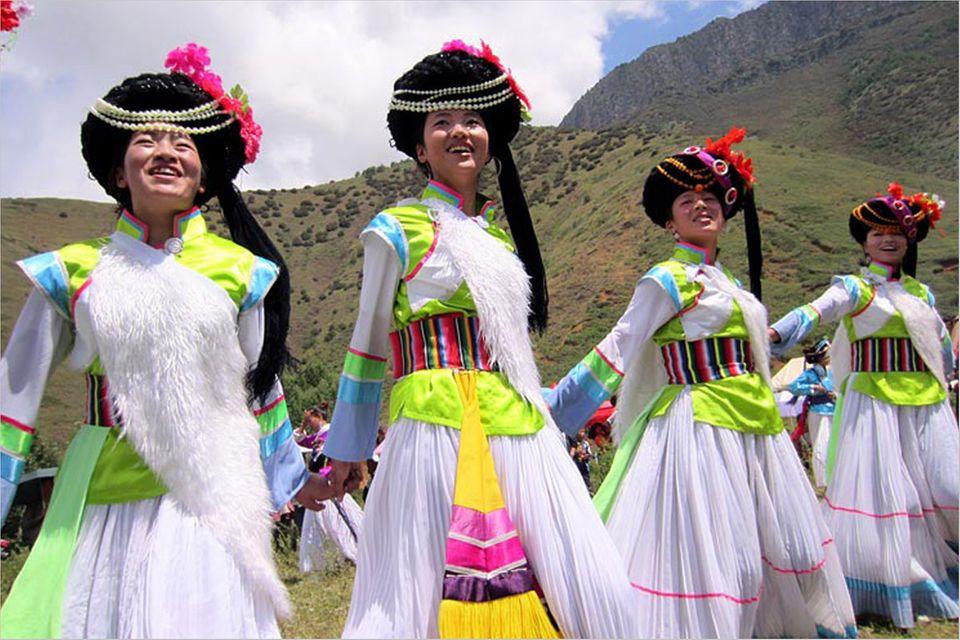 China, im Reich der Mosuo-Frauen