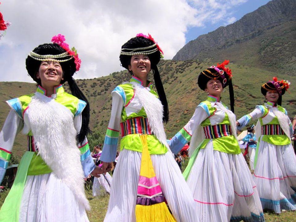 Am Lugu-See im Südwesten Chinas lebt das Volk der Mosuo. Hier bestimmen die Frauen über alles, was wichtig ist